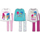 Children long pyjamas Shimmer and Shine 2-8 years