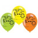Jungle, Jungle Balloon, Balloons 6 Pcs