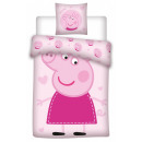 Peppa pig Children's bedding 100 × 135cm, 40 ×