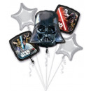 Star Wars Foil balloons set of 5