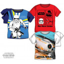 Gyerek póló, felső Star Wars 4-10 év