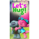 Trolls , Trolls bath towel beach towels