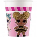 LOL Surprise Plastic cup 8 pcs 200 ml