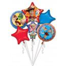 mayorista Casa y cocina: Disney Juego War Foil Balloons Set de 5 piezas