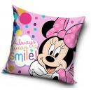 nagyker Licenc termékek: Disney Minnie párna, díszpárna 40*40 cm
