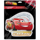 Illuminated sticker LED lamp Disney Cars , Verdák