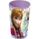 Disney Frozen, bevroren glas, kunststof 270 ml