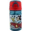 DisneyMickey plastikowa butelka z wieszakiem 350 m