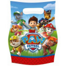 wholesale Licensed Products: Paw Patrol, Paw  Patrol Gift Bag 8 pcs