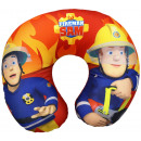 Fireman Sam , Sam the firefighter travel cushion,