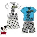 DisneyMickey dziecko krótkie piżama 3-8 lat