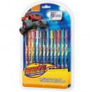 mayorista Boligrafos y lapices: bolígrafo de gel conjunto de 12 piezas Blaze, Flam