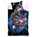Pościel Avengers 140×200cm, 70×90cm