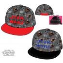 Star Wars children's baseball cap 52-54cm