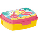 mayorista Fiambreras & Botellas: Sandwich Box Flamingo, Flamingo