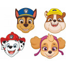 Paw Patrol , Paw Patrol Mask, mask with 8 pieces