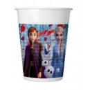 Disneyfrozen II, Ice Magic Plastic cup 8 pcs