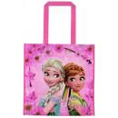 Großhandel Taschen: Einkaufstasche Disney frozen , Ice Magic