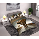 Elephant, elephant bedding 160 × 200cm
