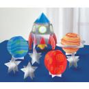 Großhandel Partyartikel: Raum, Raumtabelle Dekor Set