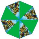parapluie semi-automatique pour enfants Tortue Nin