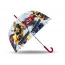 wholesale Bags & Travel accessories: Kids Transparent Umbrella Transformers Ø70 cm