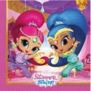 Shimmer and Shine szalvéta 20 db-os