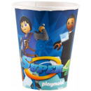 Playmobil paper cup 8 pieces 266 ml