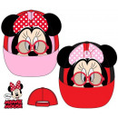 DisneyMinnie 3D kids baseball cap 52-54cm