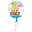 Welcome Baby Foil Balloons 43 cm