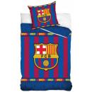 FCB, FC Barcelona Pościel 140 × 200 cm, 60x80 cm