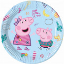 wholesale Party Items: Peppa Pig , Peppa pig Paper plate 8 pcs 23 cm