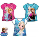Kinder-T-Shirt, Top- Disney frozen , gefroren 4-8