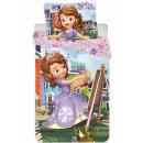Disney Szófia Gyerek ágyneműhuzat 90×140cm