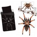 wholesale Bedlinen & Mattresses: Spider Dark linen cover 140 × 200cm