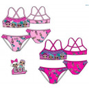 LOL Surprise kids swimsuit, bikini 5-10 years
