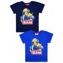 Kid's T-shirt, Top Fireman Sam , Sam's Fir