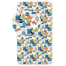 Thomas and friends Fitted Sheet 90 * 200 cm