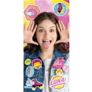 Disney Soy Luna bath towel, beach towel