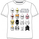 Star Wars children's short t-shirt, top 110-12
