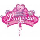 Happy Birthday Princess Foil Balloons 81 cm