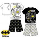 Batman dziecko krótkie piżama 3-8 lat