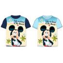 mayorista Artículos con licencia: DisneyMickey camiseta infantil, top 98-128 cm