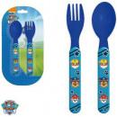 Cutlery Set - 2-piece Paw Patrol