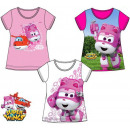 T-shirt for kids, top Super Wings 3-6 years