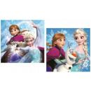 Disney Frozen, Frozen kussensloop 40 x 40 cm