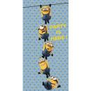 grossiste Autre: Minions porte une affiche 75 x 150 cm