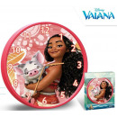 Wall clock Disney Vaiana 25 cm