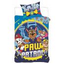 Paw Patrol Kinderbettwäsche 100 × 135 cm, 40 × 60