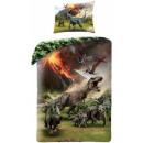 Children's bedding cover Jurassic World 140x20